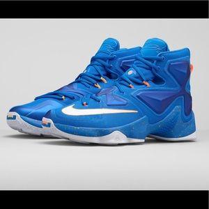 NWOB Nike LeBron James XIII Balance Sneakers Sz 13